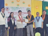 Acceptance of Deed of Donation for PSAO Davao Occidental